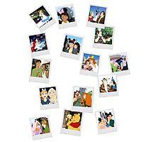 Park Polaroids Photographic Print