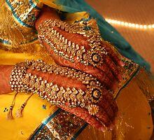 Henna and Jewels by naureen bokhari