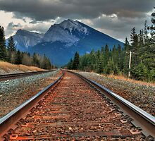 Through the Rockies by zumi