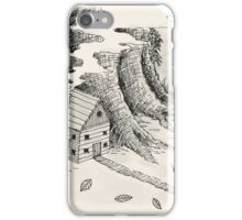 A Vistor (Grey) iPhone Case/Skin