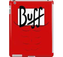 Buff iPad Case/Skin