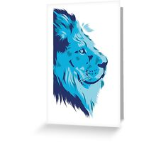 IamKing Greeting Card