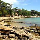 Gunyah Beach, Bundeena NSW by Graham Grocott