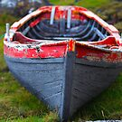 Currach by EUNAN SWEENEY