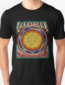 ASTROLOGY= LIBRA T-Shirt
