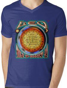 ASTROLOGY = LEO Mens V-Neck T-Shirt