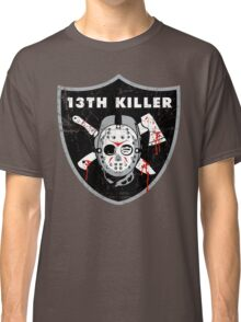 13th Killer Classic T-Shirt