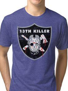13th Killer Tri-blend T-Shirt