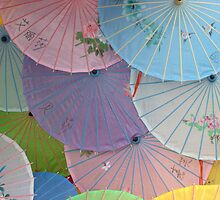 Asian Umbrellas 3 by bmwlego