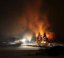 Fire, Fire, Fire!!! by Rosy Kueng