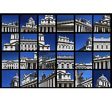 Greenwich The Old Royal Naval College  Photographic Print