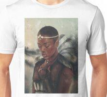 The Warrior Princess  Unisex T-Shirt