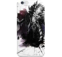 Evolution of the Slothien - Galaxy [Starcraft Fanart] iPhone Case/Skin