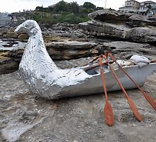 Bird/Boat, Sculptures By The Sea, Australia 2012 by muz2142