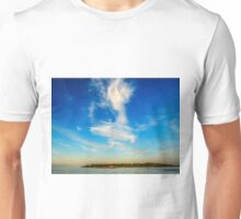 Angel in the sky ~ Landscape Horizontal Unisex T-Shirt