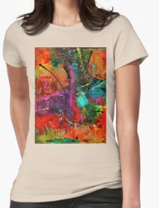 Earth and All Her Grandeur - Final Womens Fitted T-Shirt