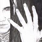 Hand by DarwinsMishap