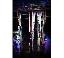The Vandalist Photographic Print