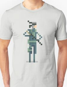 Metal Gear's - Solid Snake T-Shirt