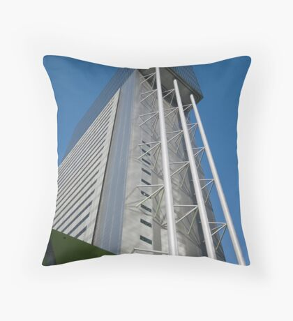 Something Tall Throw Pillow