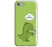 Organic Dinosaur iPhone Case/Skin