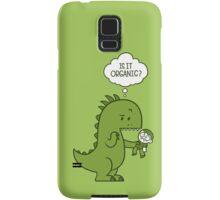 Organic Dinosaur Samsung Galaxy Case/Skin