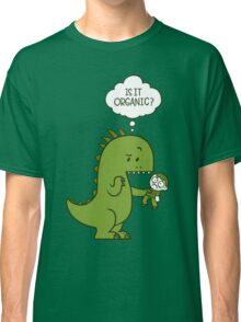 Organic Dinosaur Classic T-Shirt