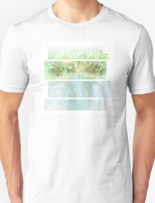 The Watering Tree in Uneven Panels T-Shirt