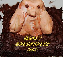 Happy Groundhogs Day by Jonice