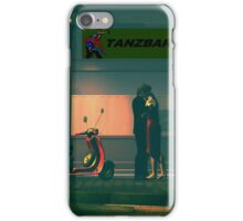 Under the street lamp iPhone Case/Skin