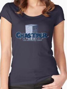 Ghastper - The Unfriendly ghast Women's Fitted Scoop T-Shirt