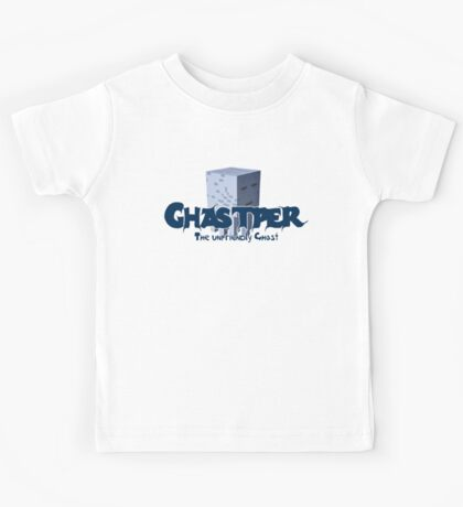 Ghastper - The Unfriendly ghast Kids Tee