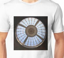 Berrington Hall, Circular Skydome Unisex T-Shirt