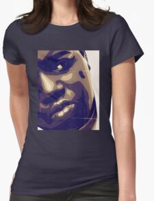 B.I.G. Womens Fitted T-Shirt