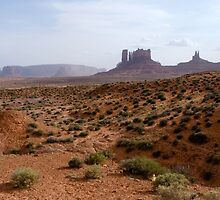 Monument Valley by J Eric Fergason