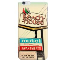 Beach House iPhone Case/Skin