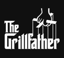 The Grillfather Kids Tee