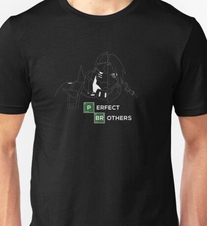 Fullmetal Alchemist Elrick Brothers Unisex T-Shirt