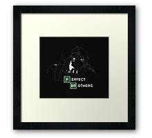 Fullmetal Alchemist Elrick Brothers Framed Print