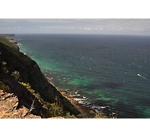 Otford Lookout, Royal National Park, Australia 2013 Photographic Print