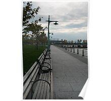 Lifeless - Hudson River NY Poster