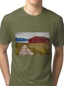 The Red Shed Tri-blend T-Shirt
