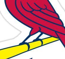 St. Louis Cardinals logo Sticker
