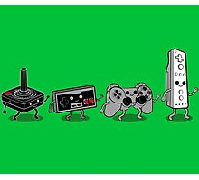 Controller Evolution Photographic Print