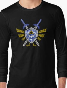 Heroes Legend - Zelda Long Sleeve T-Shirt