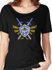 Heroes Legend - Zelda Women's Relaxed Fit T-Shirt
