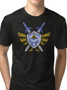 Heroes Legend - Zelda Tri-blend T-Shirt