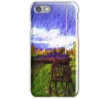 The Canon photo art iPhone Case/Skin
