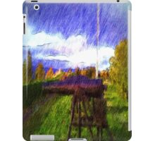 The Canon photo art iPad Case/Skin