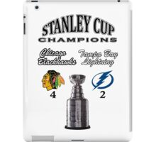 2015 Stanley Cup Champions iPad Case/Skin